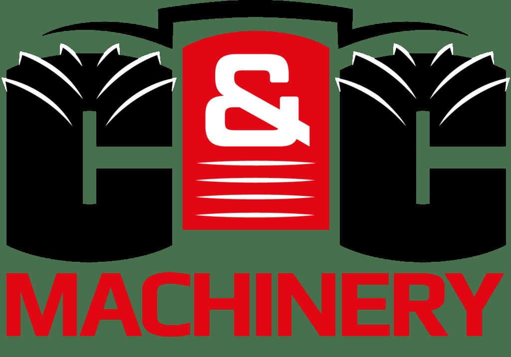 C&C Machinery Centre Logo