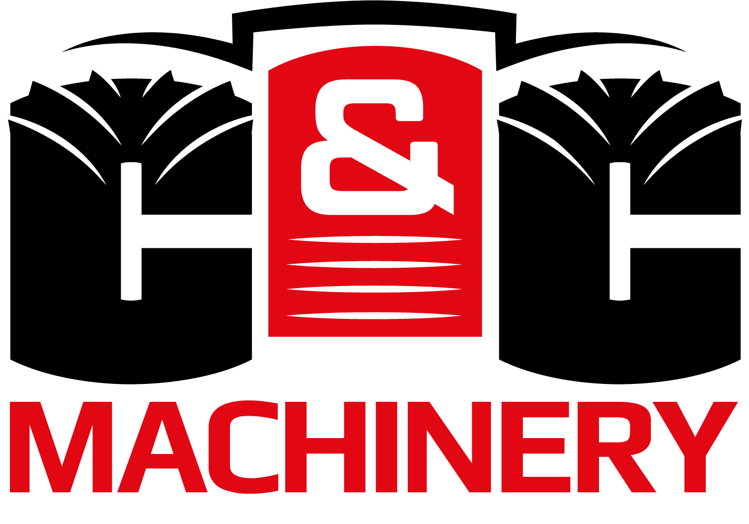 C&C Machinery Centre Logo
