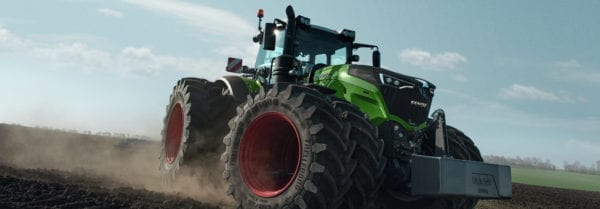 Fendt 1000 panorama