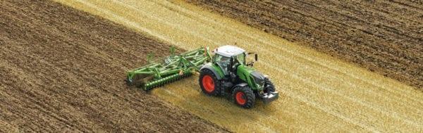 Fendt 800 Vario Tractor