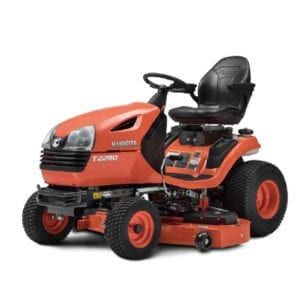 Kubota Ride-on Lawn Mower